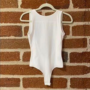 Dainty Hooligan Take Me Out Backless Bodysuit